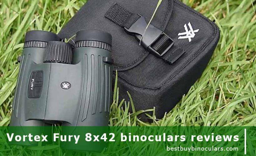 Vortex Fury 8x42 binoculars cover
