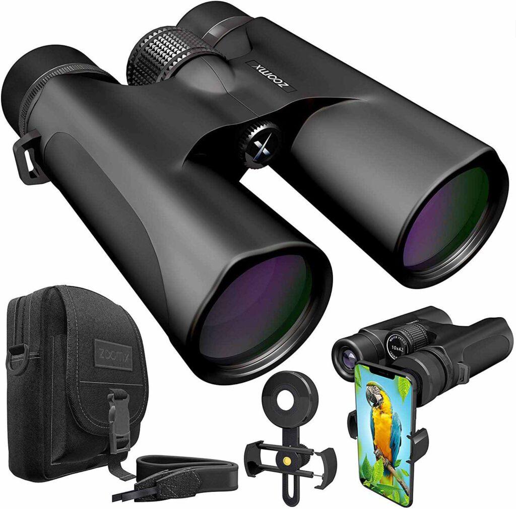 Stellax ZoomX Binoculars